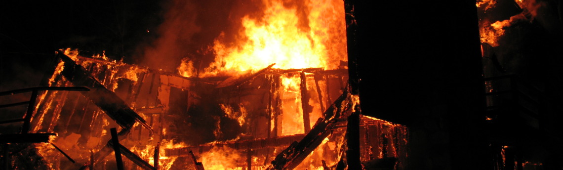 Fire Damage – Top Causes